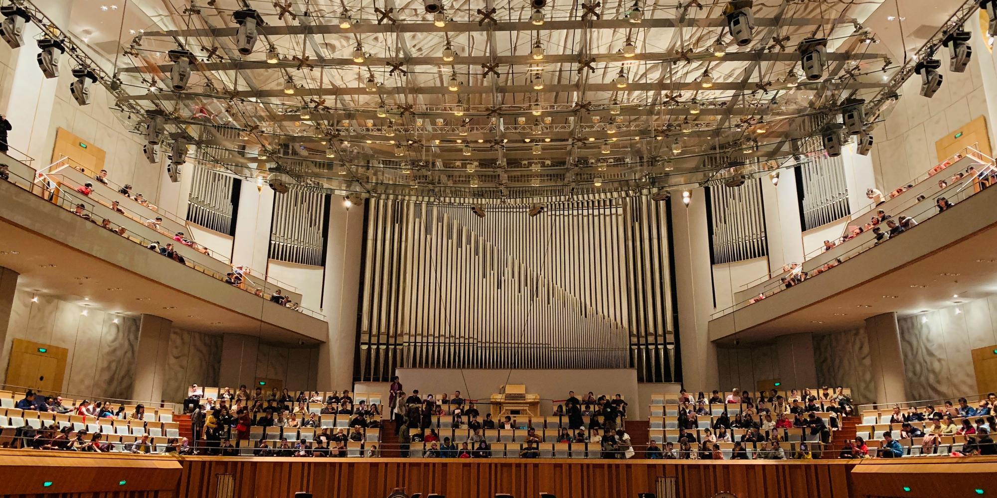 Grosser Konzertsaal